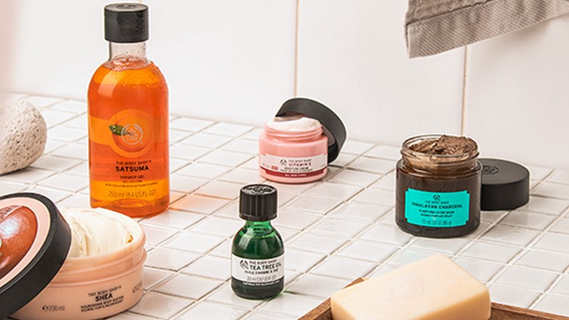 Les Beauty Days The Body Shop : jusqu'à 30% de réduction