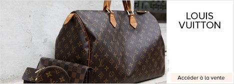 vente privée Louis Vuitton