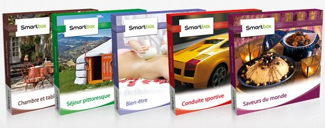 vente privée Smartbox