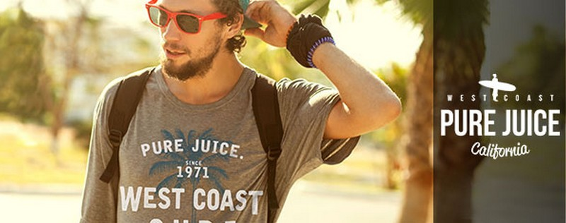 Vente privée Pure Juice California + code promo