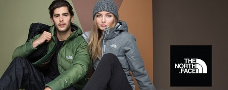 vente privée The North Face