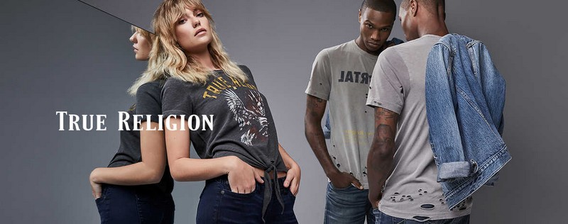 Vente privée True Religion jeans